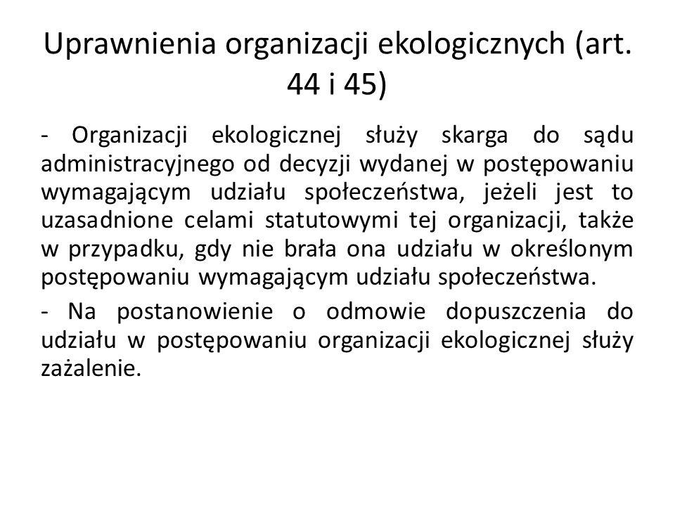 Oceny oddziaływania przedsięwzięć na środowisko, w tym na obszary Natura 2000 Zdaniem Komisji Europejskiej zezwolenie na inwestycję w polskim systemie prawnym składa się z dwóch decyzji: decyzji o środowiskowych uwarunkowaniach zgody na realizację przedsięwzięcia (dalej: decyzja o środowiskowych uwarunkowaniach) oraz decyzji końcowej zezwalającej ostatecznie na podjęcie działalności w stosunku do danego przedsięwzięcia, którą w praktyce jest najczęściej pozwolenie na budowę.