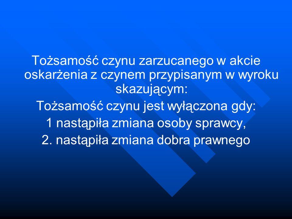 Reguły stosowania środków zapobiegawczych 3.