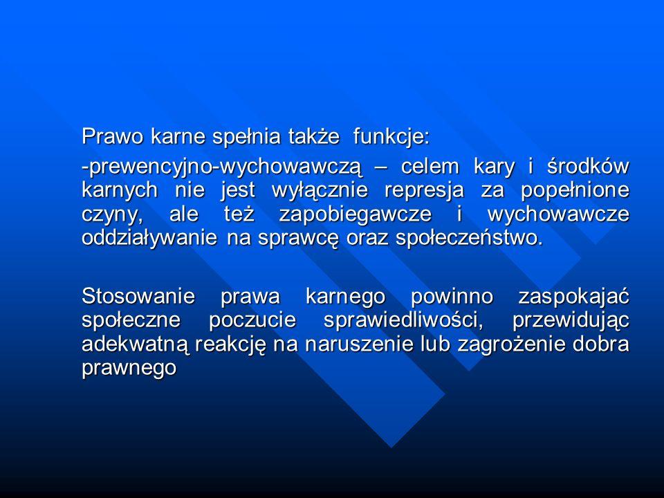 Zarys historii prawa karnego Prawo karne w Polsce Kara śmierci – początkowo przez kamieniowanie, gdy nie było instytucji kata.
