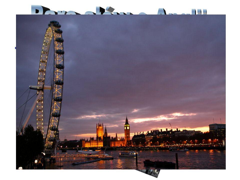 Anglia – była kiedyś samodzielnym królestwem, obecnie jest największym i najludniejszym państwem zjednoczonego królestwa Wielkiej Brytanii i Północnej