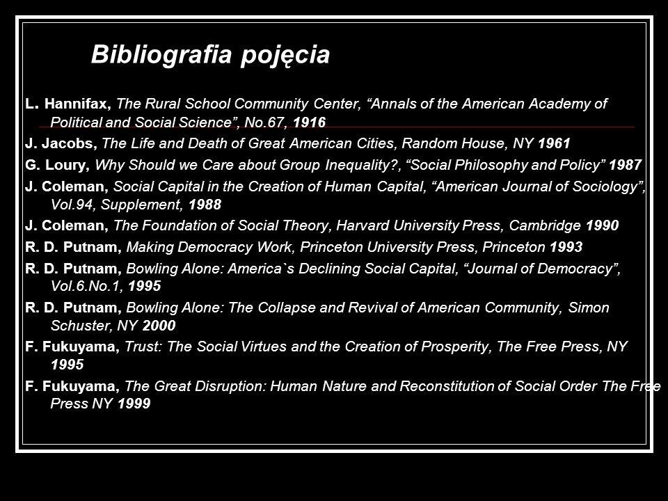 Cztery koncepcje KS 1. Antropologiczna 2. Socjologiczna 3. Ekonomiczna 4. Politologiczna