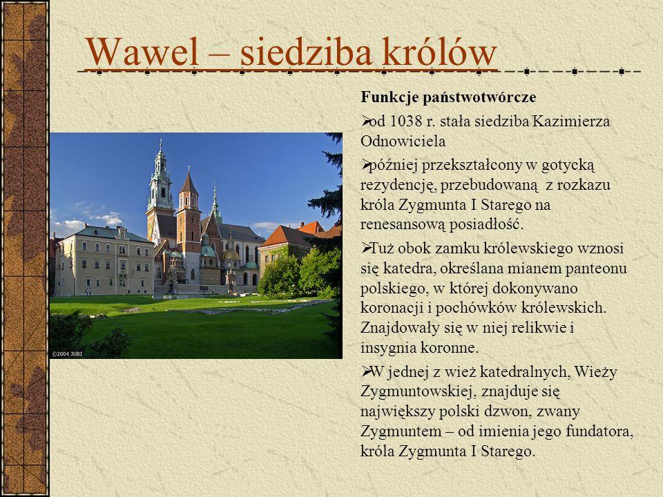 Kraków Wędrówka po mieście Do dzisiaj, z mocy prawa posługuje się pełną nazwą