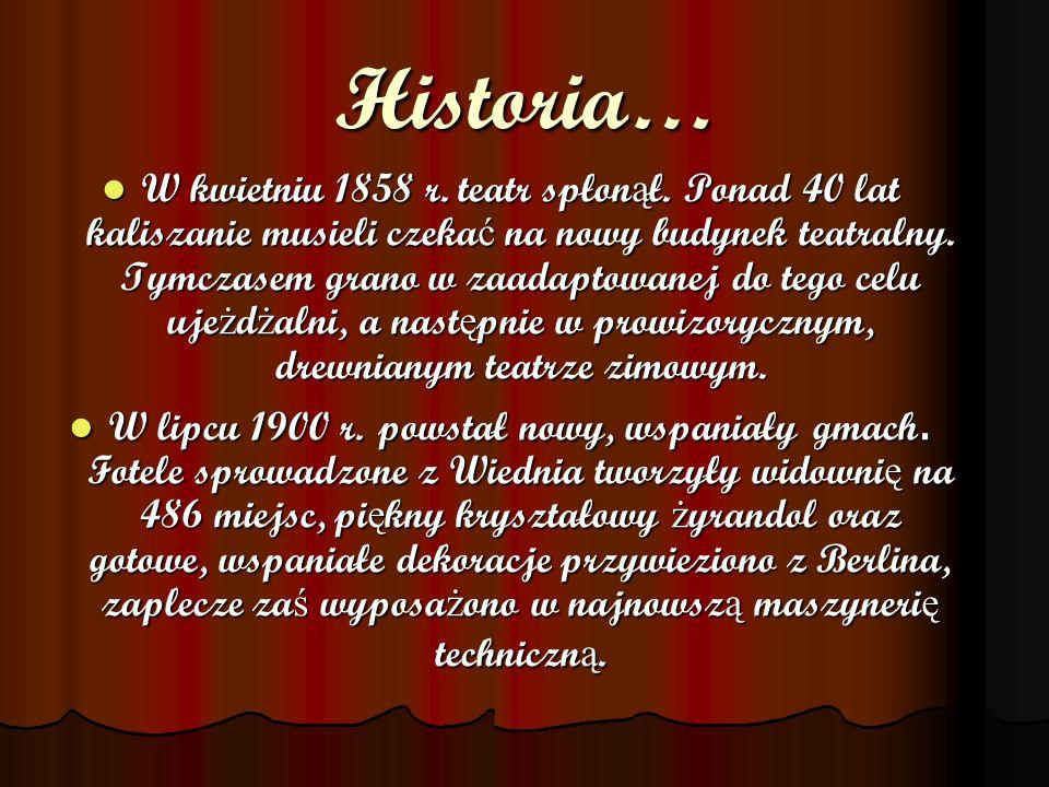 …Historia Latem 1914 r.