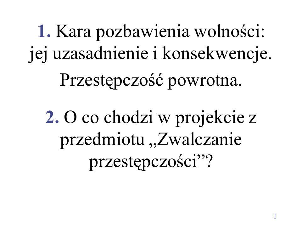 42 Ad III) Plan działań (wstępny zarys) 1.