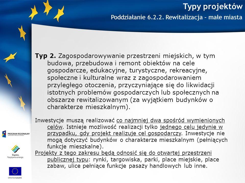 Typy projektów Typ 2.