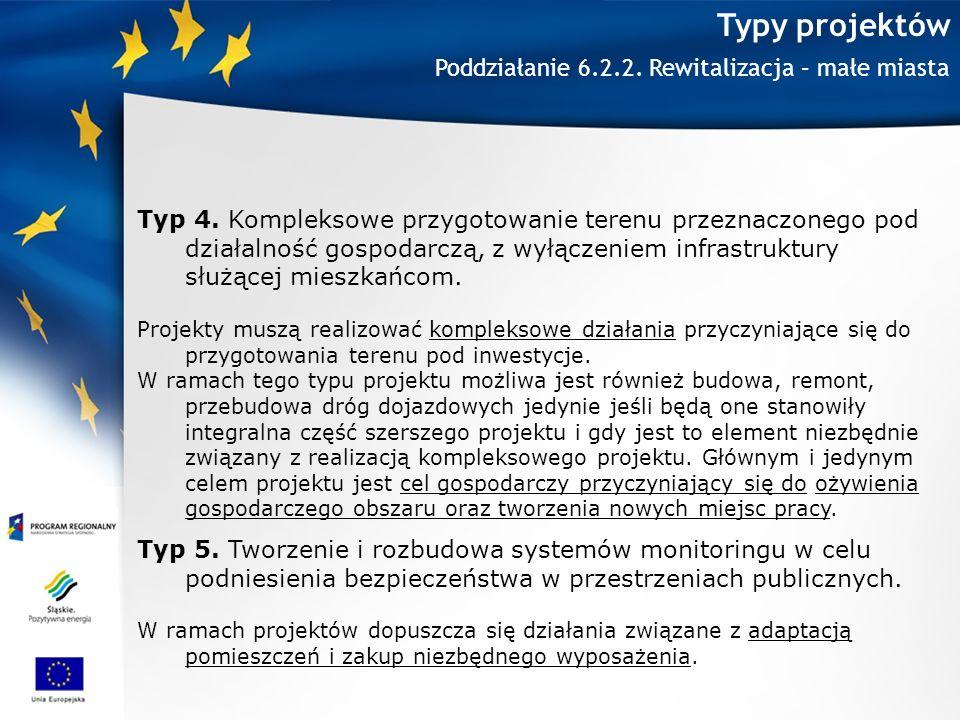 Typy projektów Typ 4.