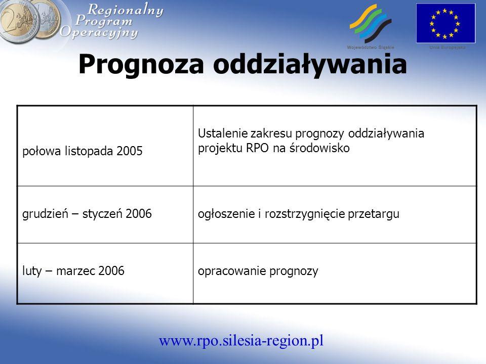 www.rpo.silesia-region.pl Czym jest RPO .