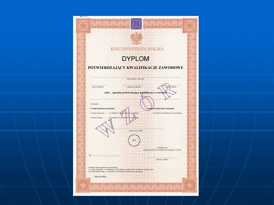 PONOWNE PRZYSTĄPIENIE DO EGZAMINU Osoba, kt ó ra nie przystąpiła do egzaminu zawodowego lub odpowiedniego etapu tego egzaminu, przerwała egzamin zawodowy albo nie uzyskała wymaganej do zdania egzaminu zawodowego liczby punkt ó w z danego etapu tego egzaminu, ma prawo przystąpić do egzaminu zawodowego lub odpowiedniego etapu tego egzaminu w kolejnych terminach jego przeprowadzania.