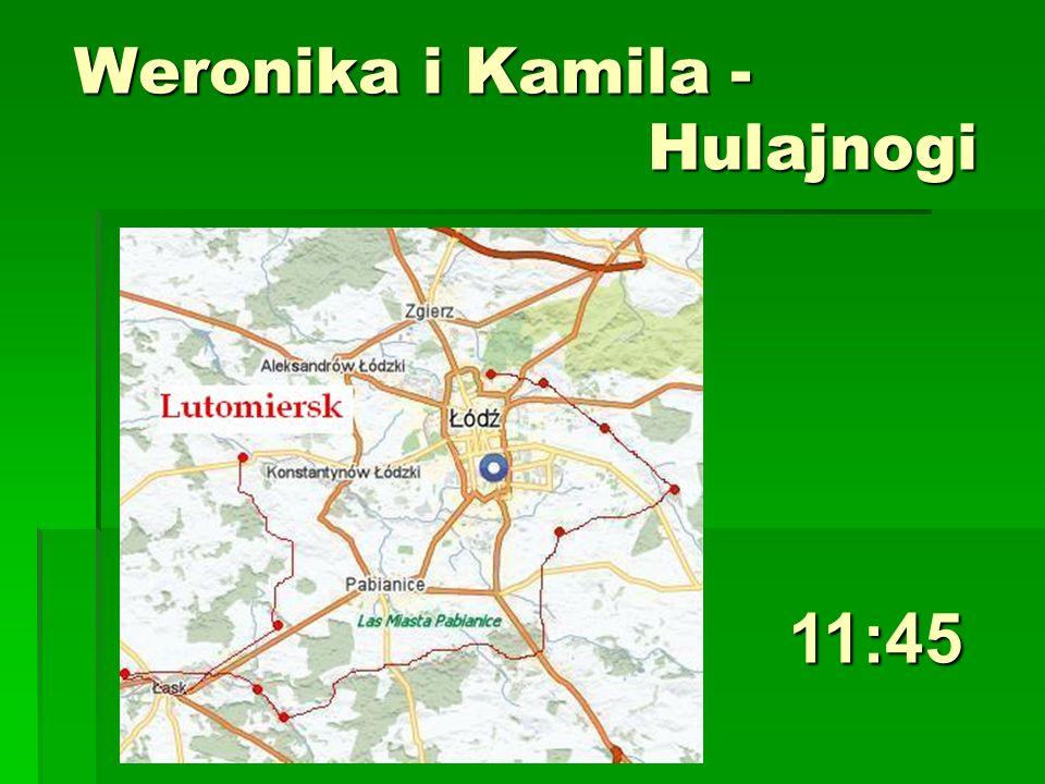 Weronika i Kamila - Hulajnogi Weronika i Kamila - Hulajnogi 11:45