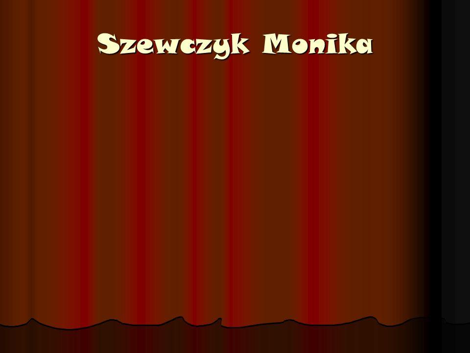 Szewczyk Monika
