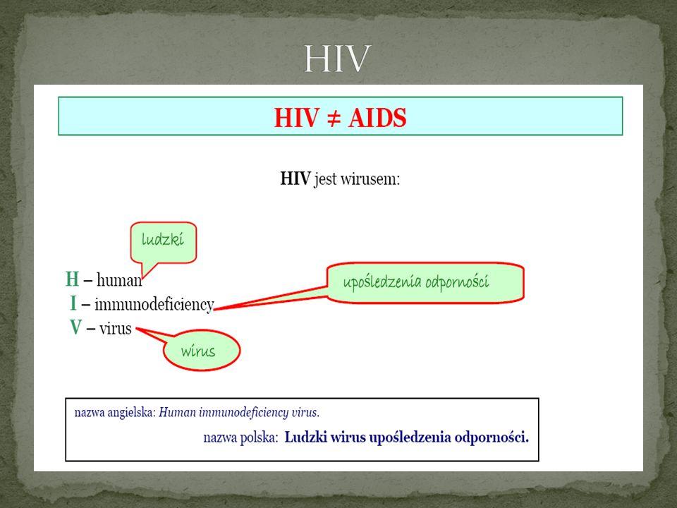 Każdego dnia na świecie przybywa ok.14 tysięcy nowo zakażonych HIV osób.