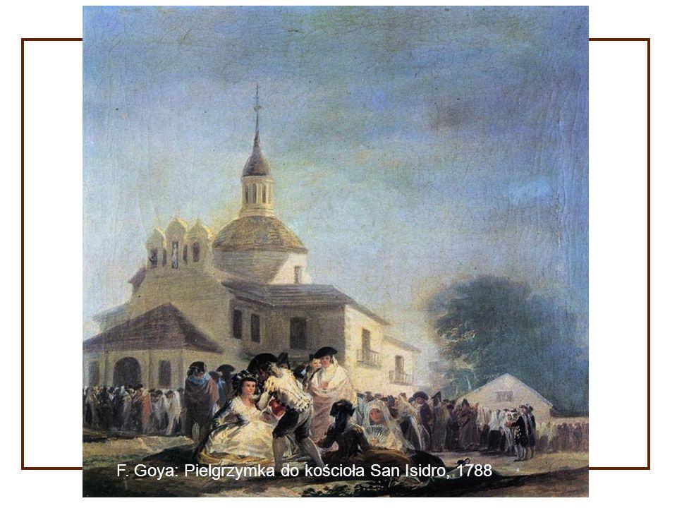 2014-01-04 F. Goya: Pielgrzymka do kościoła San Isidro, 1788