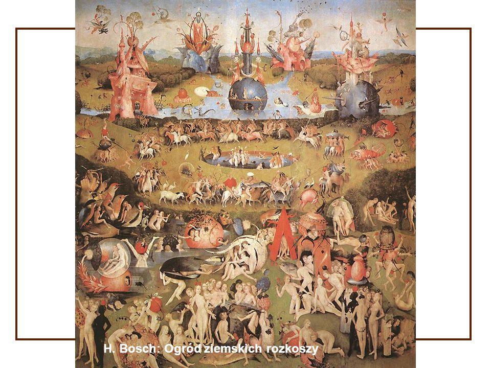 2014-01-04 H. Bosch: Ogród ziemskich rozkoszy