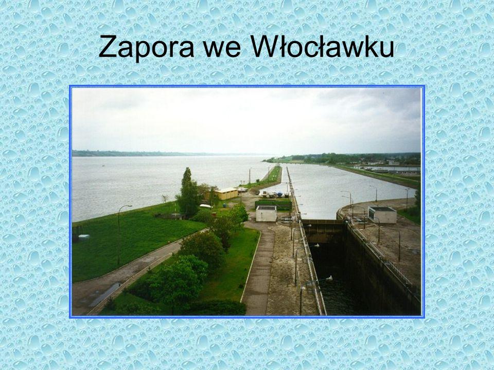 Zapora we Włocławku