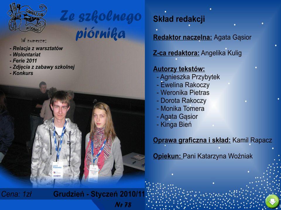 Ferie 2011: 17 - 30 stycznia 2011 r.