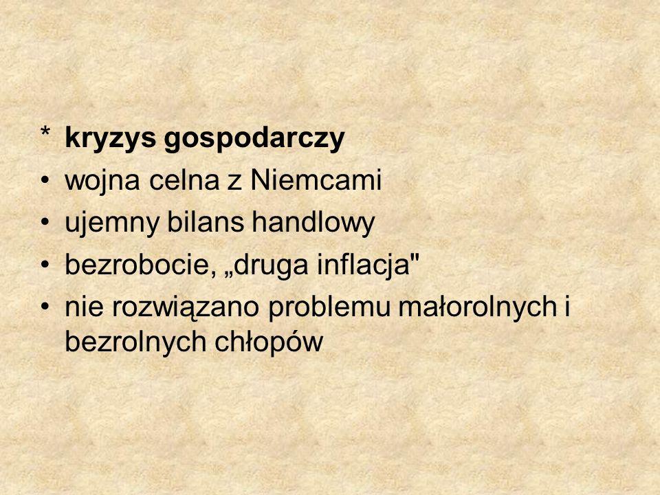 *trudna sytuacja na Kresach akcje terrorystyczne wymierzone w polskich urzędników w 1924 r.