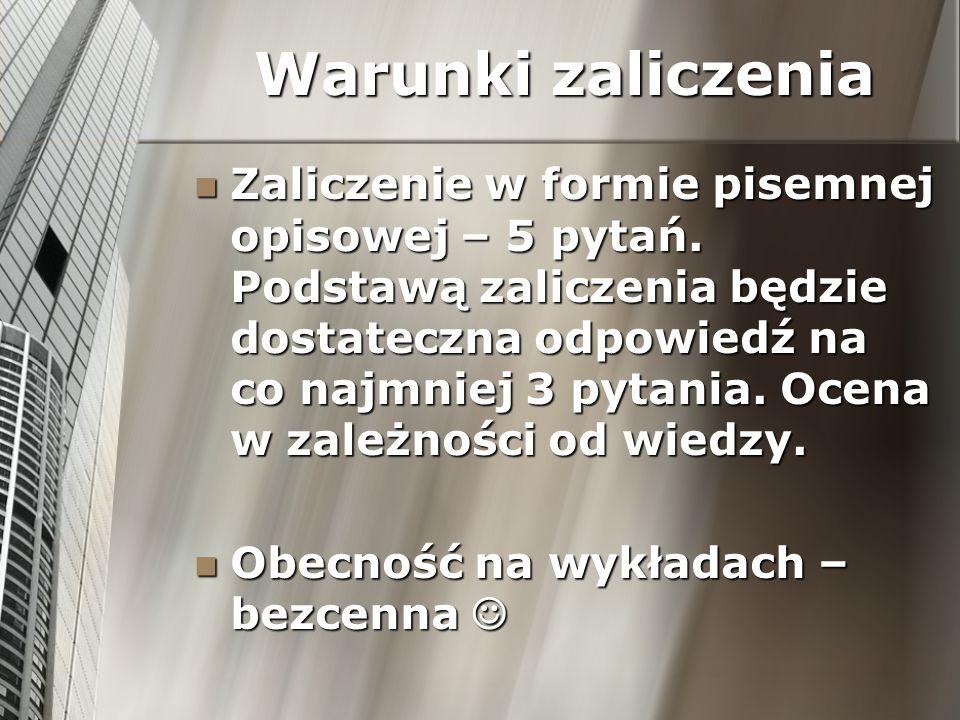 Kontakt bprzywara@wsiz.rzeszow.pl Pok. 245 (ul. Sucharskiego) www.wsiz.rzeszow.pl/kadra/bprzywara
