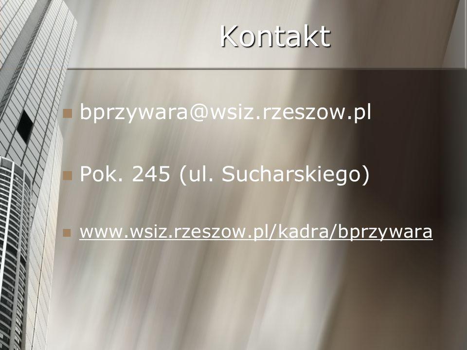 Literatura, materiały pomocnicze Na mojej stronie www Na mojej stronie www Sikorski C., Zachowania ludzi w organizacji, PWN, Warszawa, 1999 Sikorski C., Zachowania ludzi w organizacji, PWN, Warszawa, 1999 Masłyk-Musiał E., Społeczeństwo i organizacje.