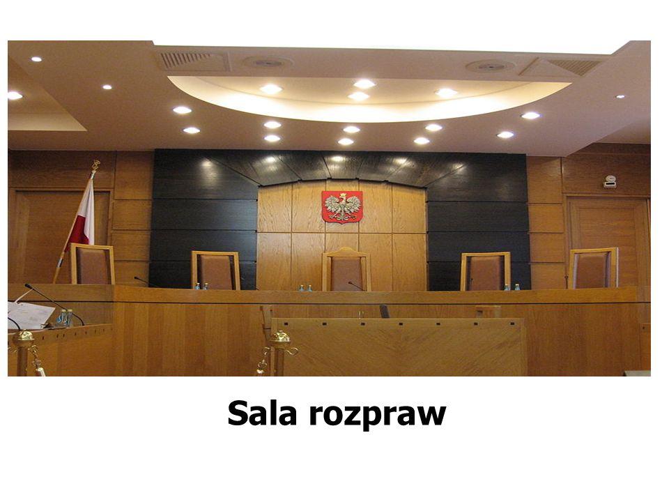 Trybunał Konstytucyjny – organ sądownictwa konstytucyjnego w Polsce.