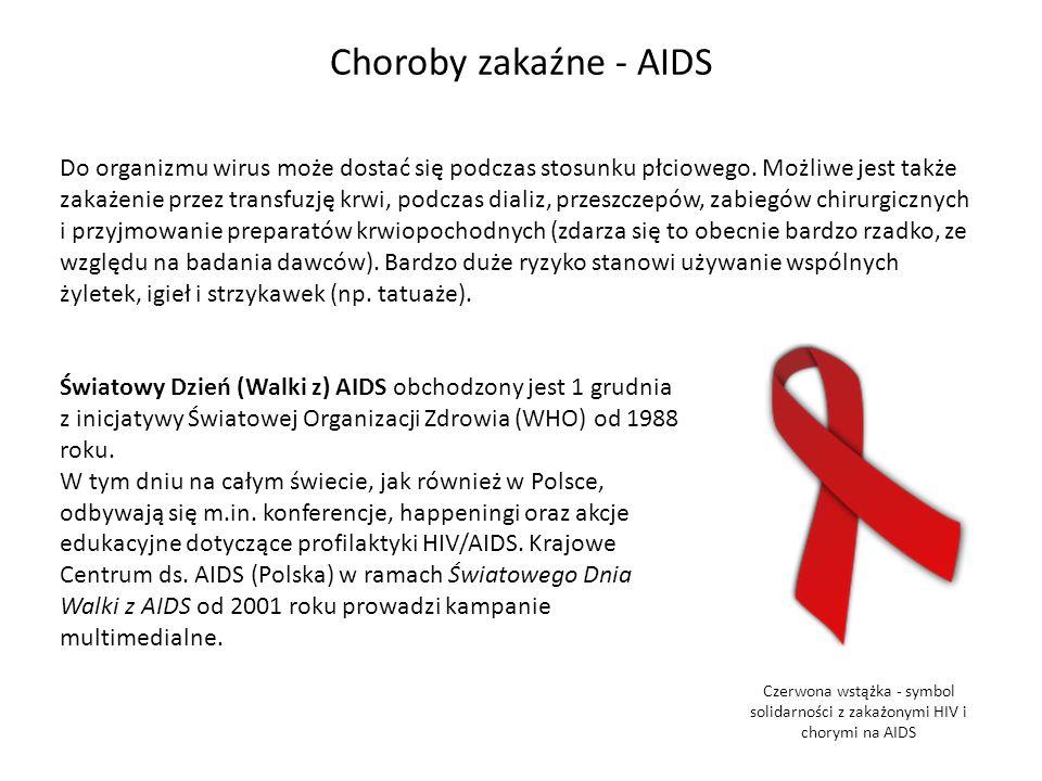 Do organizmu wirus może dostać się podczas stosunku płciowego. Możliwe jest także zakażenie przez transfuzję krwi, podczas dializ, przeszczepów, zabie