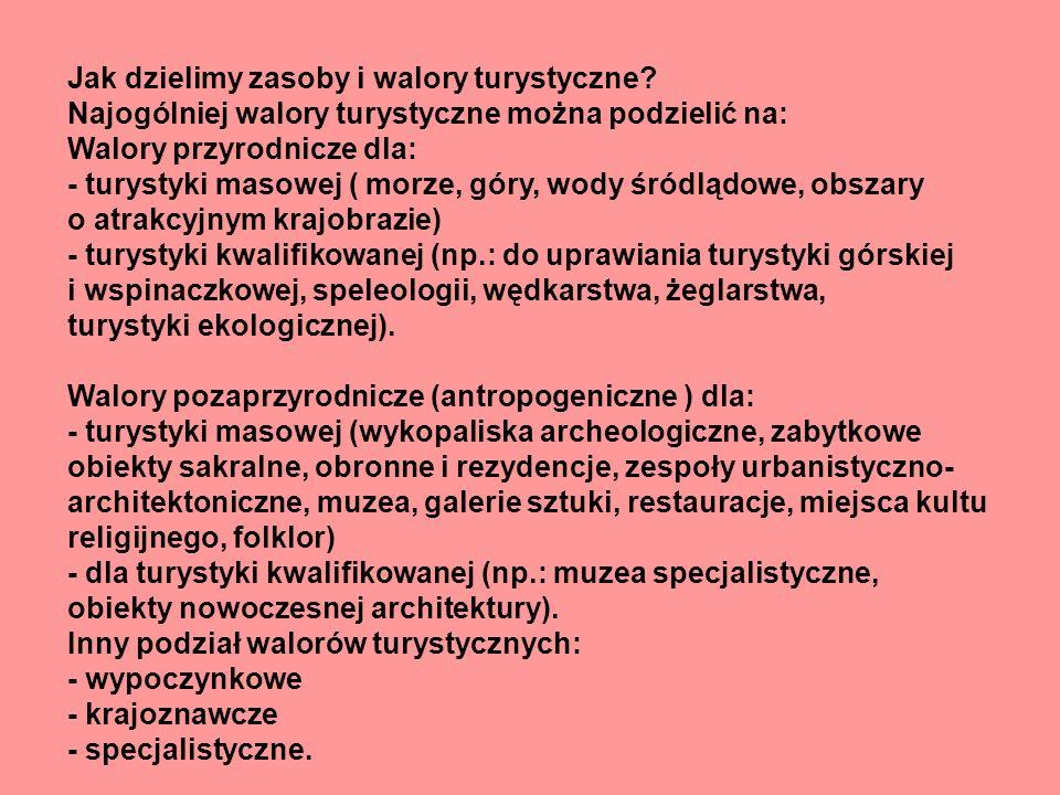 Omów główne walory przyrodnicze polskiego wybrzeża.