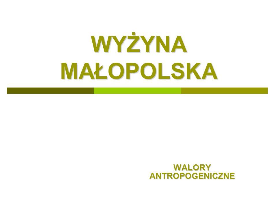 Wzgórze Wawelskie od strony Wisły Mnogość zabytków architektonicznych w Krakowie wynika z długiej historii miasta i wielości historii miasta i wielości funkcji, które spełniał będąc stolicą państwa, będąc stolicą państwa, prężnym ośrodkiem miejskim i centrum handlowym regionu, ośrodkiem uniwersyteckim i kulturalnym.