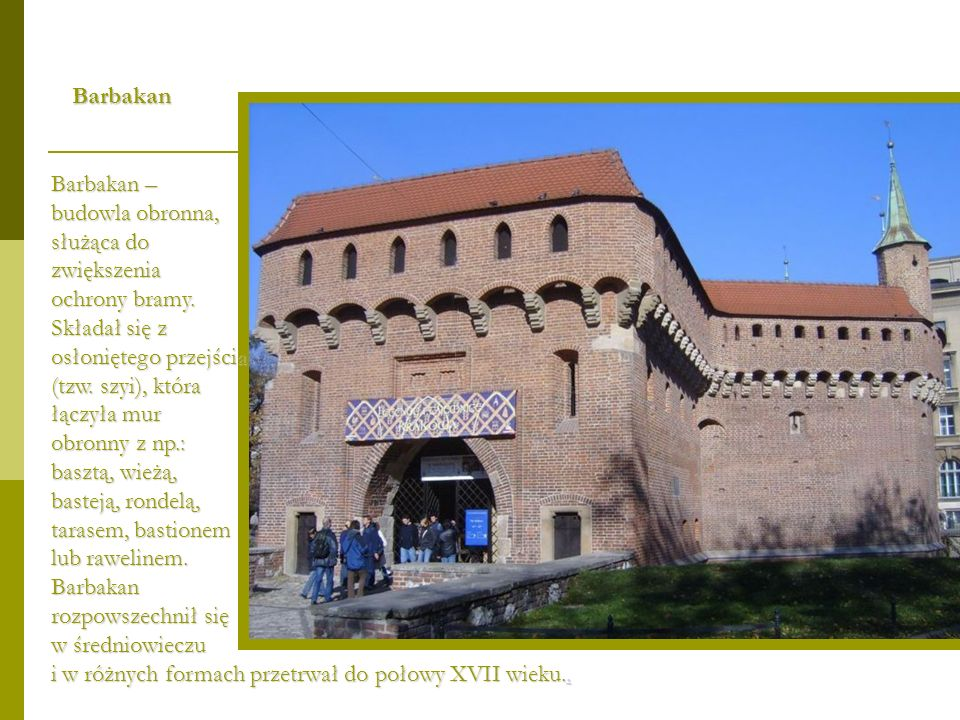 Jasna Góra Zespół klasztorny zakonu paulinów w Częstochowie.