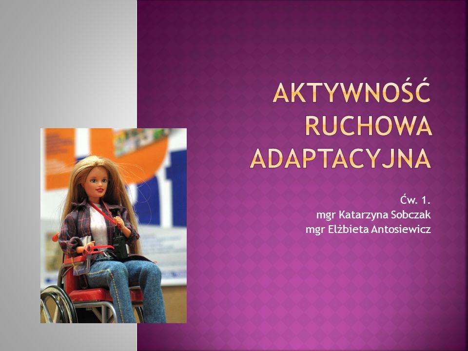 Aktywność ruchowa adaptacyjna – co to jest.