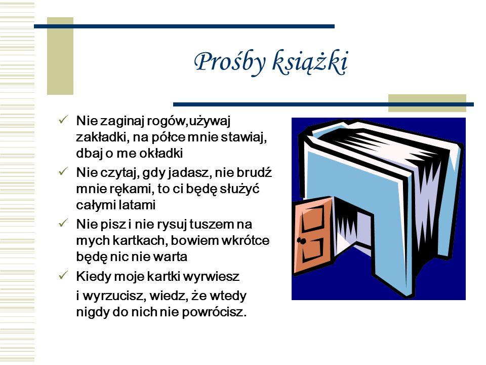 Działy w naszej bibliotece Literatura piękna Lektury Podręczniki Historia Sztuka Psychologia i Pedagogika Jan Paweł II Beletrystyka Czasopisma