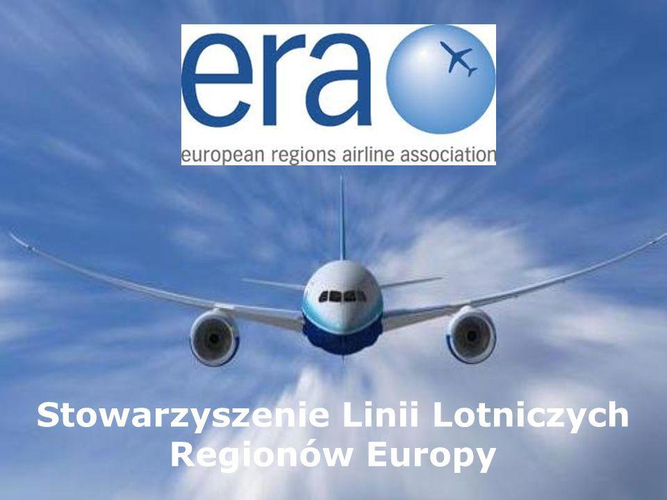 Jest stowarzyszeniem reprezentującym ponad 220 przedsiębiorstw uczestniczących w europejskim transporcie lotniczym ERA została założona w Szwajcarii w 1980 roku.