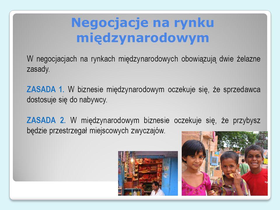 Badania c.d. Wpływ języka niewerbalnego na proces negocjacyjny według respondentów