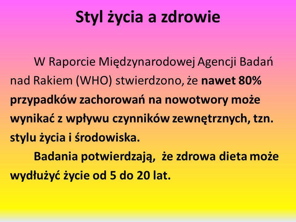 W Polsce umieralność na nowotwory jest jedną z najwyższych w Europie.