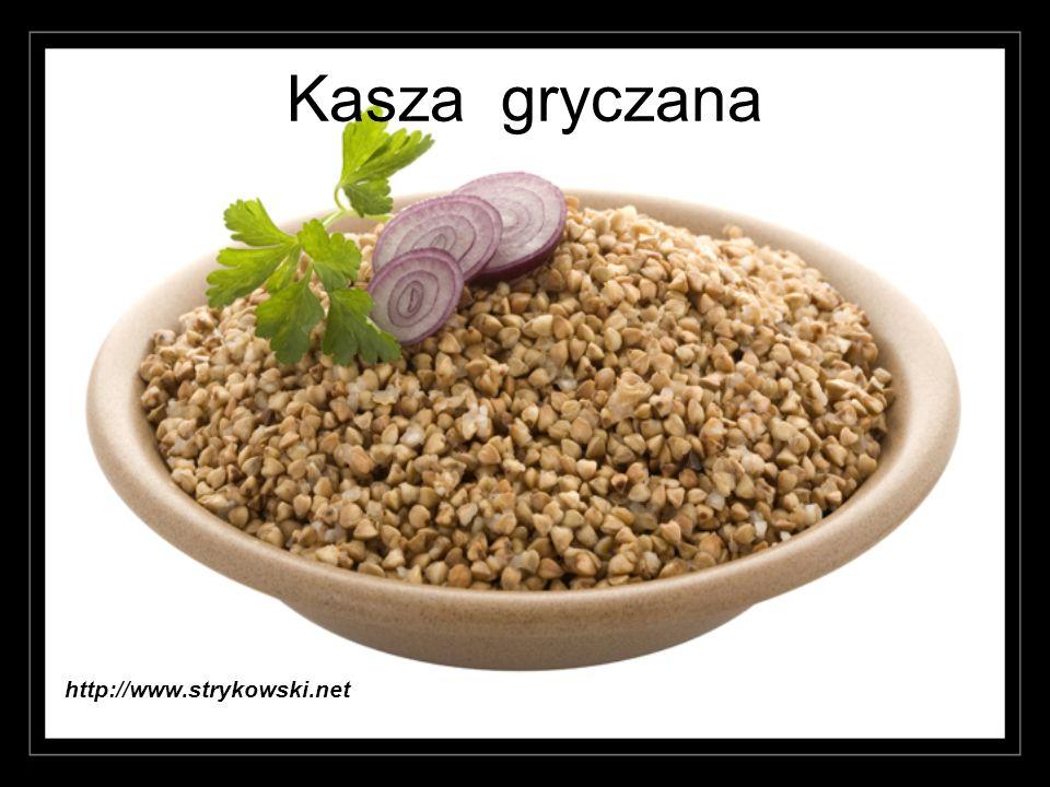 Kasza gryczana http://www.strykowski.net