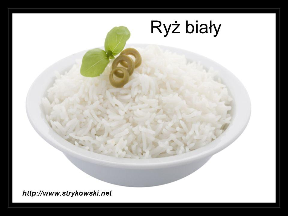 Ryż biały http://www.strykowski.net