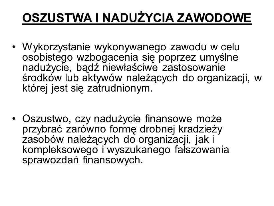 PIKW Misją PIKW jest utrzymanie wiodącej pozycji autorytetu w sprawach audytu wewnętrznego, w opracowaniu polskich profesjonalnych standardów kwalifikacyjnych w Polsce i w prowadzeniu profesjonalnej działalności szkoleniowej i doradczej.