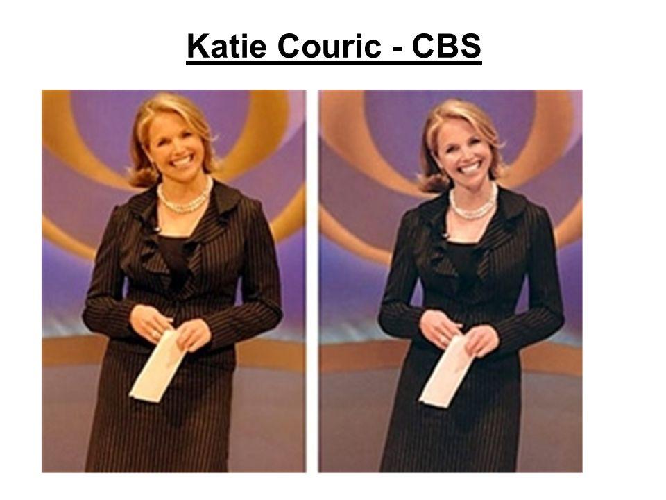 Katie Couric - CBS
