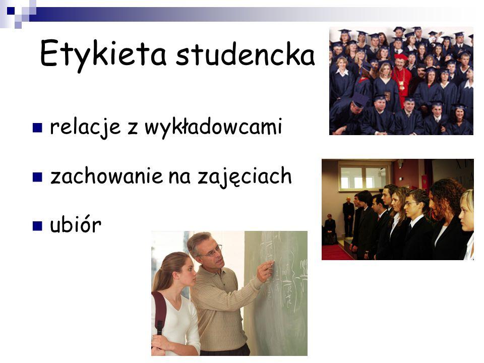 E TYKIETA STUDENCKA