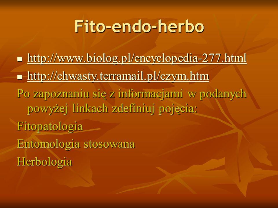CHOROBY ROŚLIN http://pl.wikipedia.org/wiki/Choroby_ro%C5%9 Blin http://pl.wikipedia.org/wiki/Choroby_ro%C5%9 Blin Podaj definicję choroby roślin i wymień objawy chorobowe, jakie można zaobserwować na roślinach.
