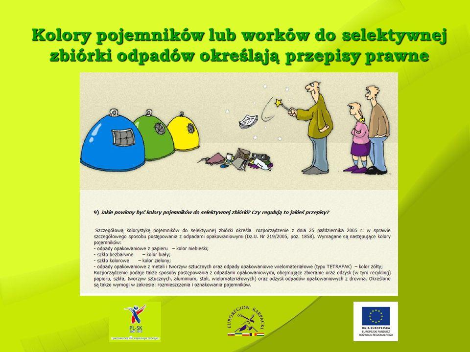 Jak prawidłowo możemy segregować odpady w domu