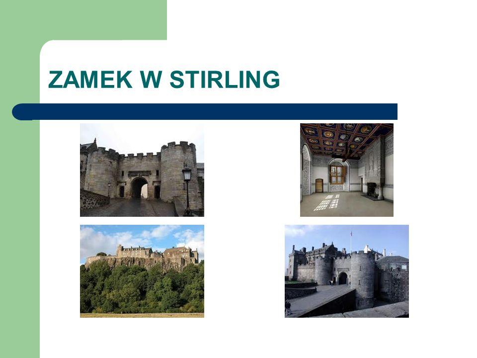 ZAMEK W STIRLING