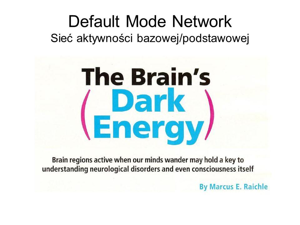 wyrzutek neuroobrazowania PET fMRI (metoda odejmowania) -> sposób użycia metod -> założeniem badań obrazowanie mózgu zaangażowanego w czynność celową standardowa aktywność mózgu http://www.youtube.com/watch?v=6A-RqZzd2JU