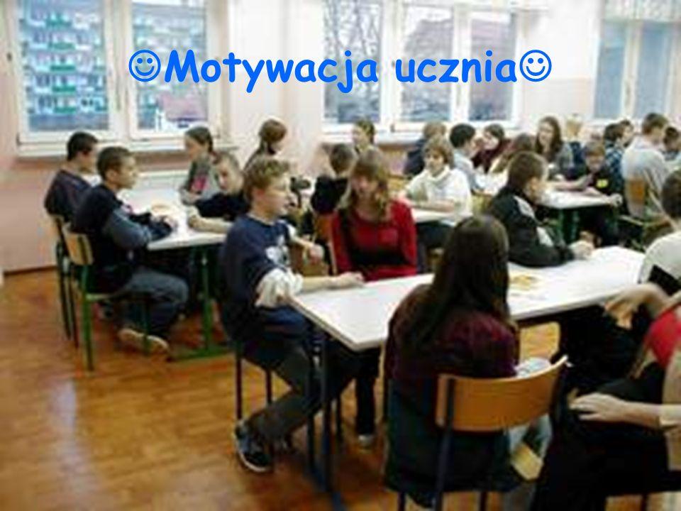 Motywacja ucznia