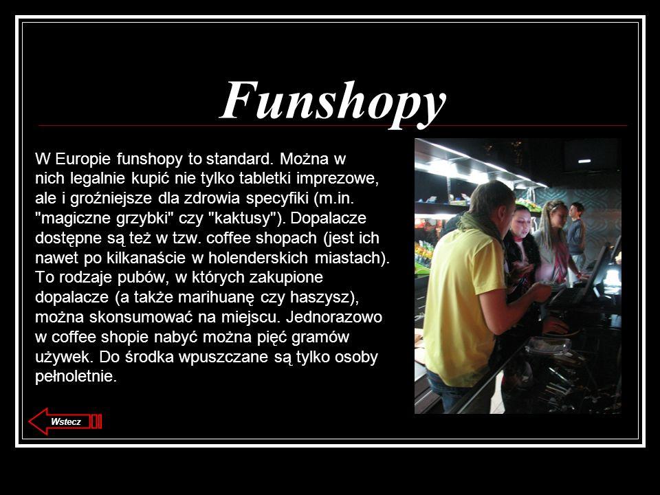 Funshopy W Europie funshopy to standard.