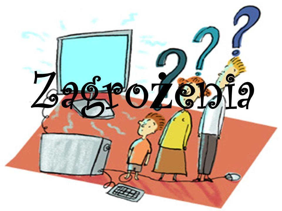 Wirus Rozmawiając na gadu-gadu użytkownicy wysyłają sobie różne łańcuszki czasami również z podanymi adresami strony, na której może być ukryty wirus.