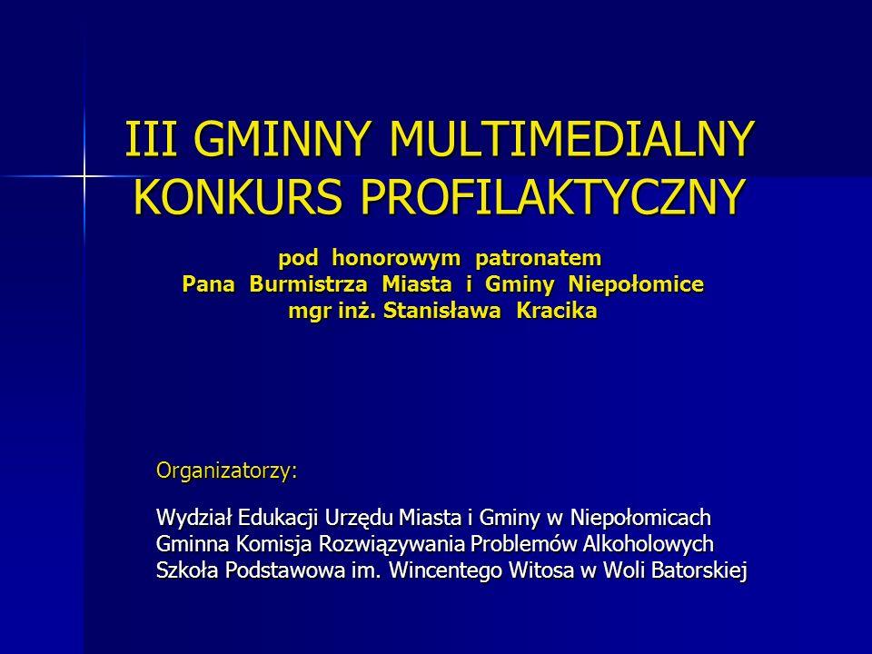 Kategoria wiekowa: Szkoła Podstawowa klasy IV - VI Komiks na temat: Kiedy, jak i dlaczego komputer uzależnia Laureaci: I miejsce Paweł Kalisz - kl.