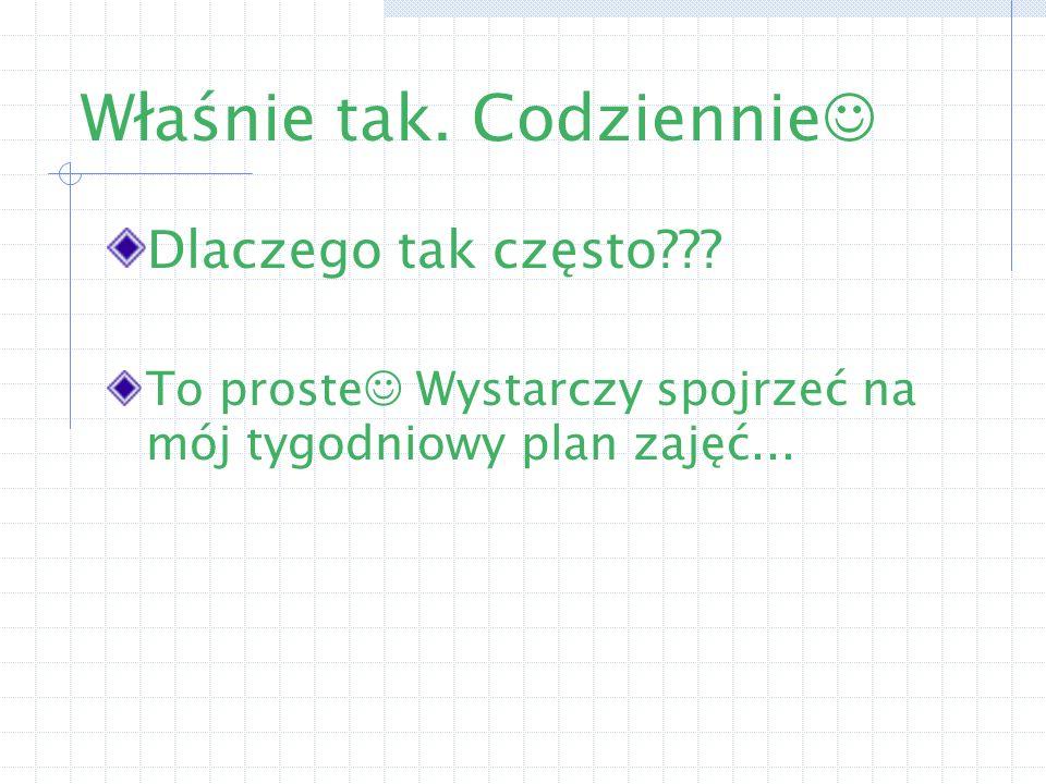PLAN LEKCJI PON.WT.ŚR.CZW.PT.j. polski wf.historia religiaprzyrodamatematykaj.