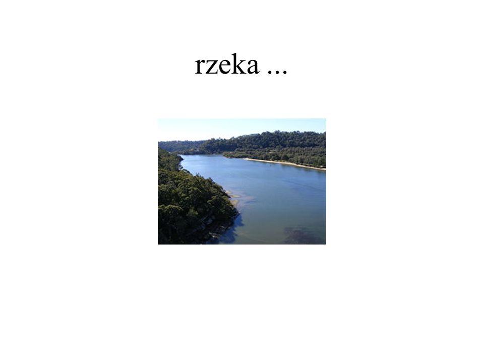 rzeka...