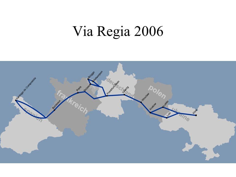 Via Regia 2006