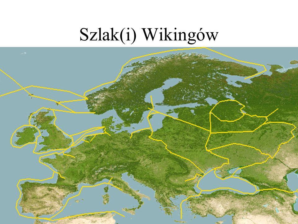 Szlak(i) Wikingów