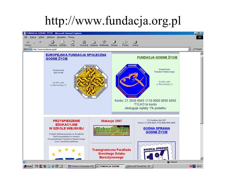 http://www.fundacja.org.pl